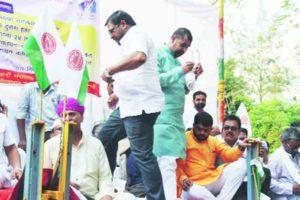 Raju Shetty, sadabhau khot