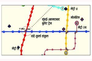 Mumbai Metro stations