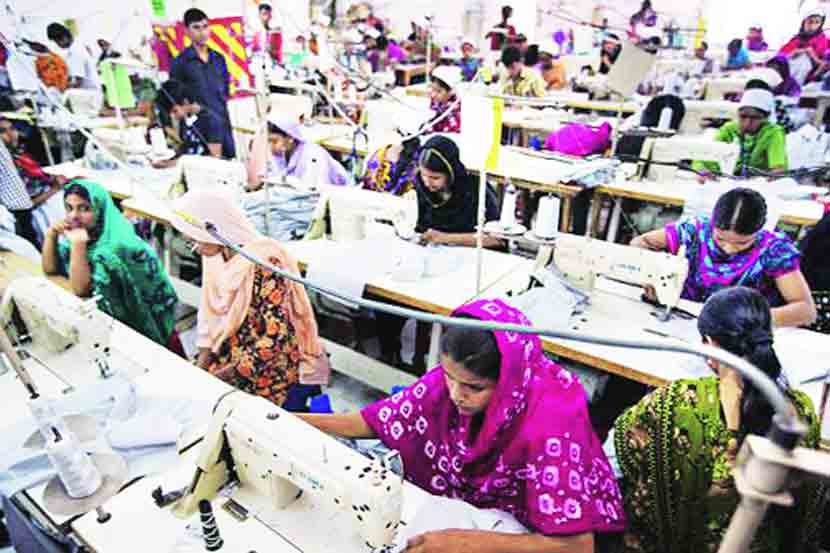 GST hit textile sector