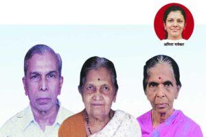 Amita Mayekar parents