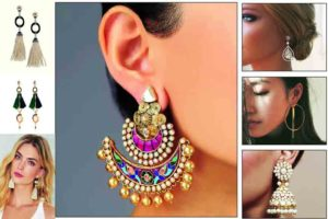 earring for perfect Selfie