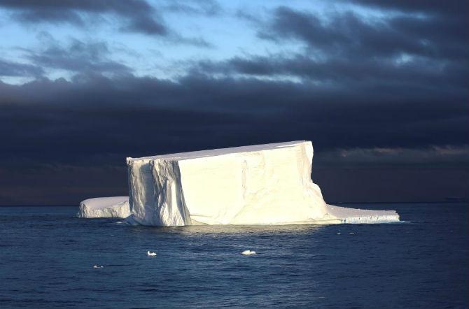 सध्या नववीत शिकणाऱ्या कर्मादित्याने अंटार्क्टिकावरील प्राण्यांचे आयुष्य आणि अंटार्क्टिकावरील सौंदर्य आपल्या कॅमेऱ्यात कैद केले आहे.