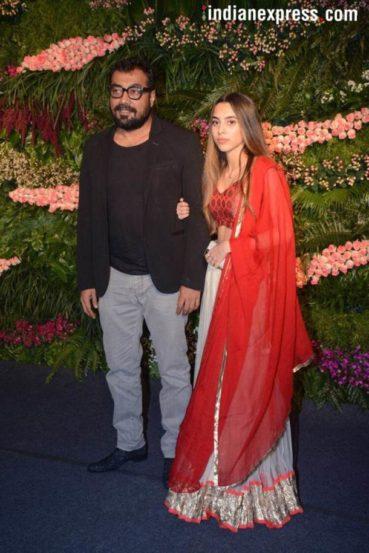 अनुराग कश्यप आणि त्याची मुलगी आलिया कश्यप. (छाया सौजन्य- Varinder Chawla)