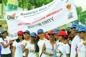 Run for Unity, campaign