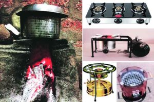 Types of Cooking Stoves