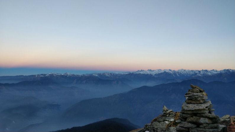 केदारकांता हे हिमालयाच्या कुशीतलं १२५०० फूटांवरचं एक शिखर आहे.