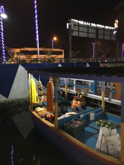 मुख्यमंत्री ममता बॅनर्जी यांच्या हस्ते बुधवारी या बाजाराचं उद्घाटन करण्यात आलं. थायलंडमधील फ्लोटिंग मार्केटच्या संकल्पनेवर आधारित या बाजाराची निर्मिती करण्यात आली आहे.