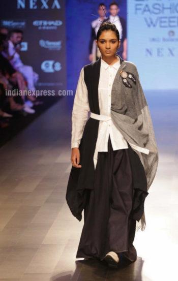 भारतातल्या फॅशन शोजमधला सर्वात नामांकित फॅशन शो म्हणजे लॅक्मे फॅशन वीक.
