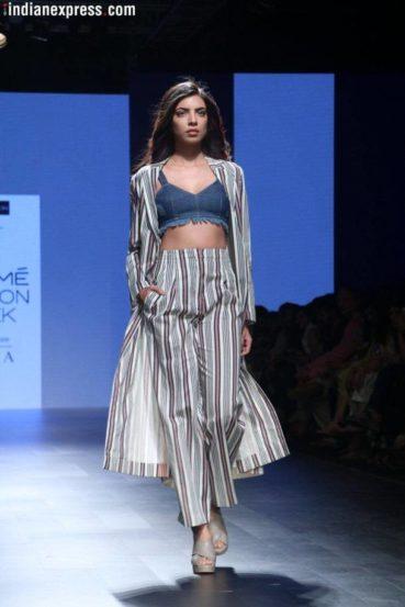 'लॅक्मे फॅशन वीक'कडे फक्त फॅशन इंडस्ट्रीचेच नाही तर पूर्ण जगाचे लक्ष असते.
