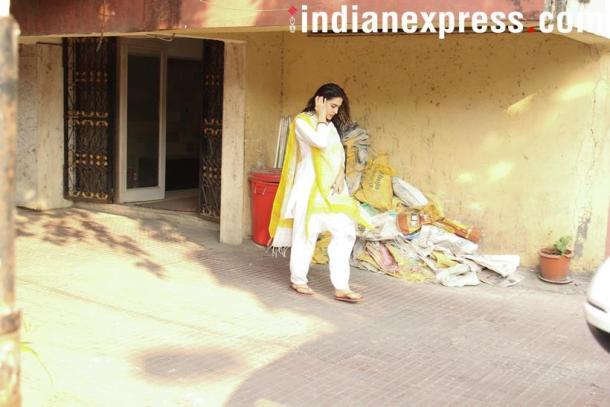 सध्या स्टार किड सारा अली खानच्याच नावाची चर्चा बी- टाऊनमध्ये पाहायला मिळत आहे. (छाया सौजन्य- वरिंदर चावला)