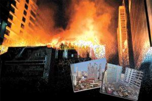 Mumbai Kamala Mills Fire incident