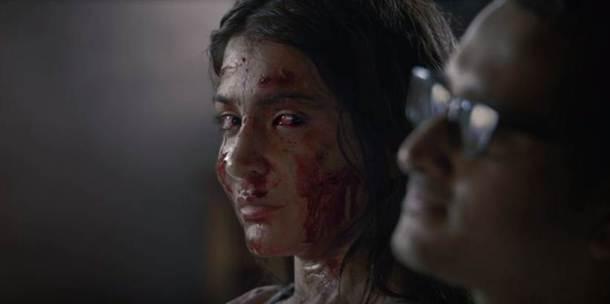 या चित्रपटात अनुष्काचं अभिनय कौशल्यही पणाला लागल्याचं पाहायला मिळत आहे.