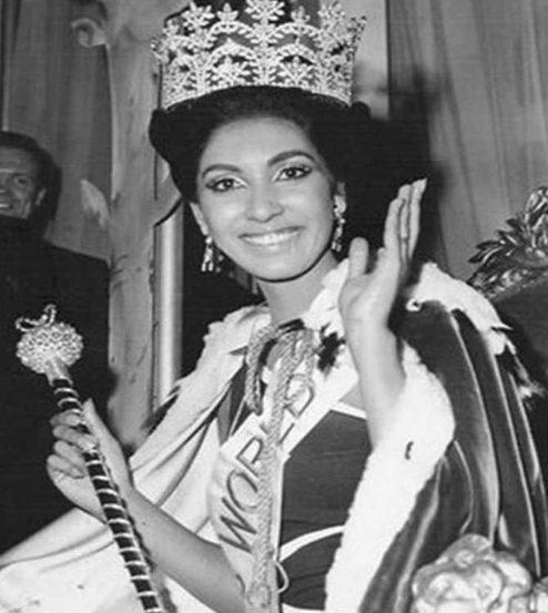 रिटा फेरिया पॉल - पहिली भारतीय महिला जिने पहिल्यांदा मिस वर्ल्डचा किताब पटकावला होता.