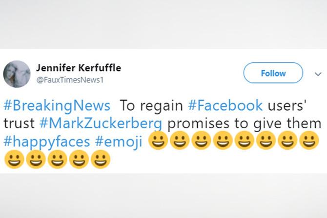 फेसबुक युझर्सचा विश्वास परत मिळवण्यासाठी...