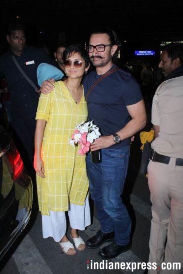 'ठग्स ऑफ हिंदोस्थान' या चित्रपटात आमिर सोबत अमिताभ बच्चन देखील मुख्य भूमिकेत असणार आहे.