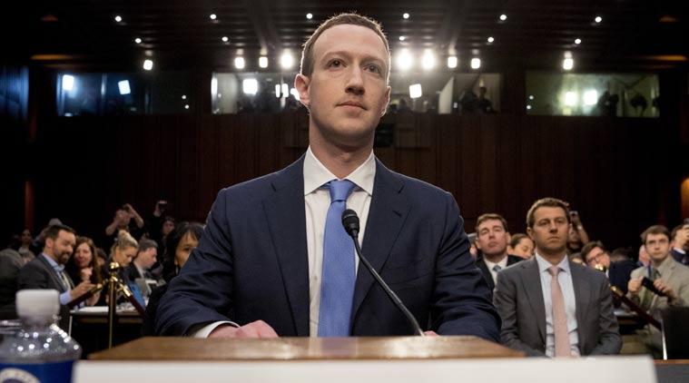 Image result for mark zuckerberg testimony