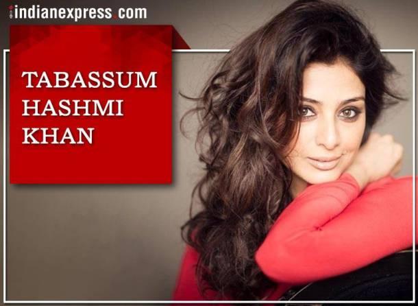 तब्बूने तिचे तब्बसुम हाश्मी खान हे मूळ नाव जरी ठेवले असते तरी लोकांनी तिच्यावर तेवढेच प्रेम केले असते. हो ना?