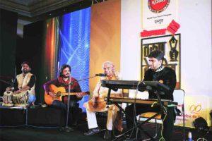 Maestro PtAjay Pohankar, Indianclassical Music Abhijit Pohankar,