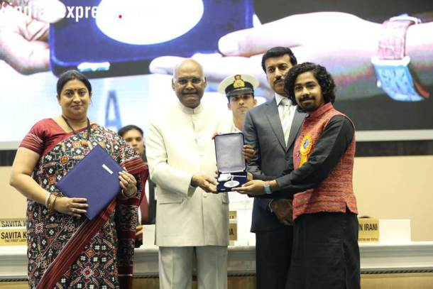 बंगाली अभिनेता रिधी सेनला सर्वोत्कृष्ट अभिनेत्याचा राष्ट्रीय पुरस्कार