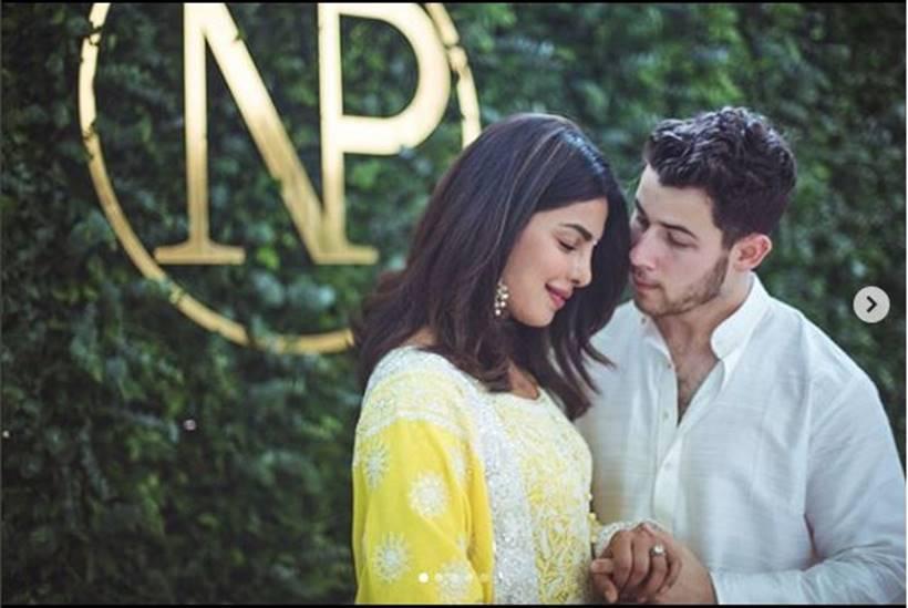 प्रियांका आणि निक दोघंही २०१७ पासून एकमेकांना डेट करत होते.