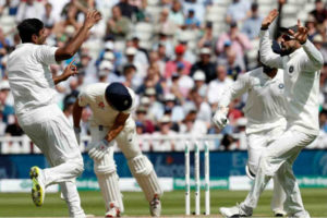 England vs India 1st Test