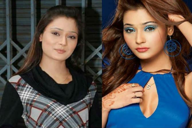 सारा खान -  'बिदाई.. सपना बाबुल का' या मालिकेतून नावारुपाला आलेली सारा आता प्रेक्षकांच्या गळ्यातील ताईत झाली आहे.