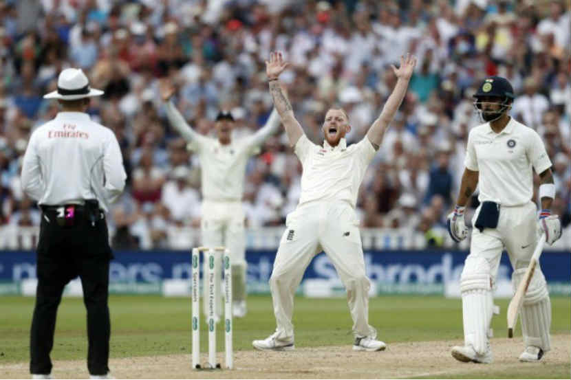 India vs England 1st Test - Eng won by 31 Runs