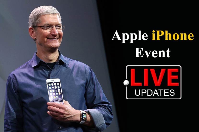 Apple September iPhone Launch Event