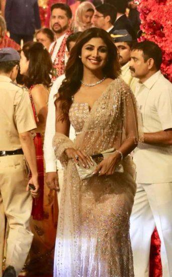 अभिनेत्री शिल्पा शेट्टी (छाया : निर्मल हरिंद्रन)