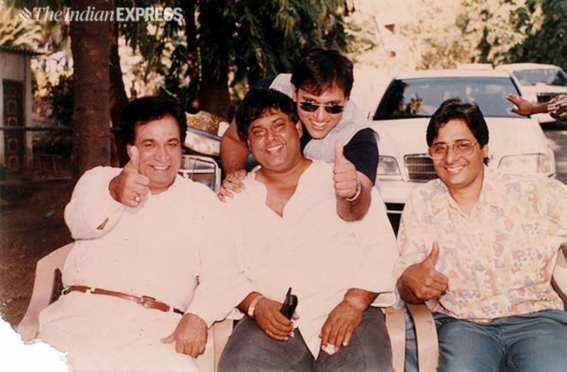 आपल्या 45 वर्षांच्या करिअरमध्ये कादर खान यांनी दिग्दर्शक डेव्हिड धवन आणि गोविंदासोबत सर्वात जास्त काम केलं 1990 चा काळ या तिघांनी अक्षरक्ष: गाजवला होता.