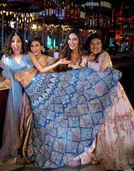 'जिया रे', 'इश्क वाला लव्ह', 'नैनोवाले ने' या लोकप्रिय गाण्यासाठी ओळखली जाणारी नीती १५ फेब्रुवारी रोजी विवाहबद्ध होणार आहे. त्यापूर्वी नीतीने तिचं प्री-वेडिंगशूट केलं आहे.