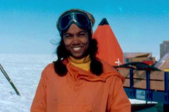 अदिती पंत: अंटार्टिकावर जाणाऱ्या पहिल्या भारतीय महिला
