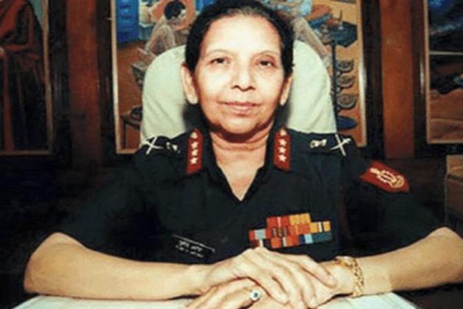 प्रिया जिंघन: भारतीय सैन्यात भरती होणाऱ्या पहिल्या महिला