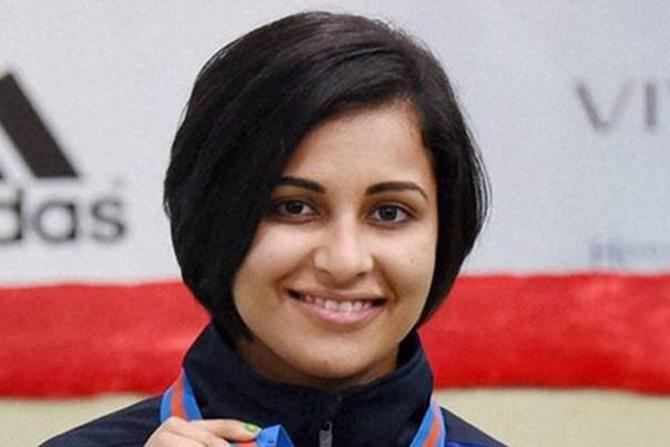 हिना सिंधू: वर्ल्डकप शुटिंग स्पर्धेमध्ये सुवर्णपदक जिंकणारी पहिली भारतीय महिला