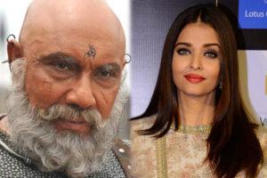 sathyaraj and aishwarya rai bachchan