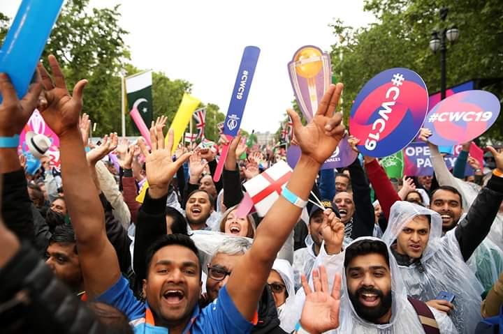 यंदाच्या विश्वचषकातील पहिला सामना यजमान इंग्लंड आणि दक्षिण आफ्रिका यांच्यात खेळला जाणार आहे.