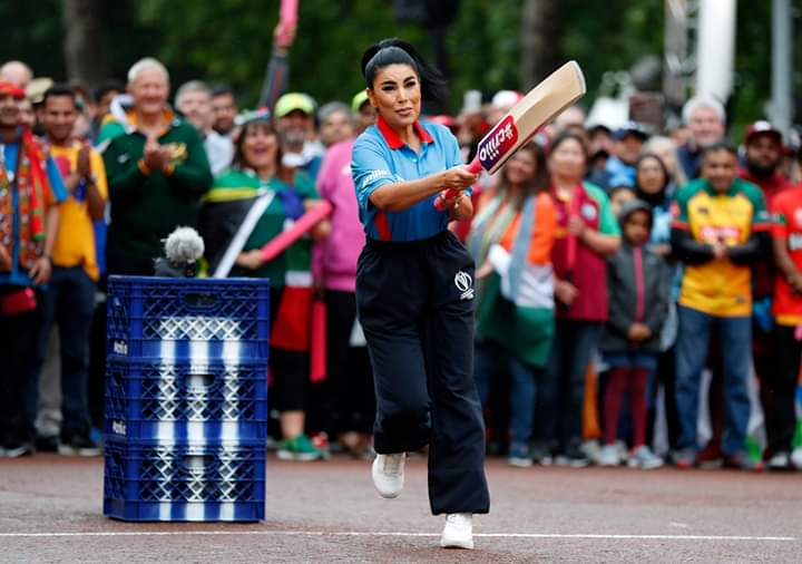 ICC World Cup 2019 Opening Ceremony: उद्घाटन सोहळ्याचे 'पथनाटय़'!