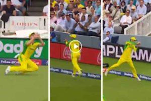 Video : एकदम 'झेल'क्लास क्षेत्ररक्षण! सांगा तुम्हाला आवडलेला कॅच…