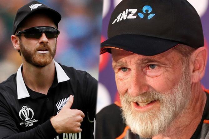 भारतीय क्रिकेटपटूंबरोबर परदेशी खेळाडूंचेही म्हातारपणीचे लूक्स व्हायरल झालेले दिसत आहेत. हा आहे न्यूझीलंडचा कर्णधार केन विल्यमसन याचा फोटो.