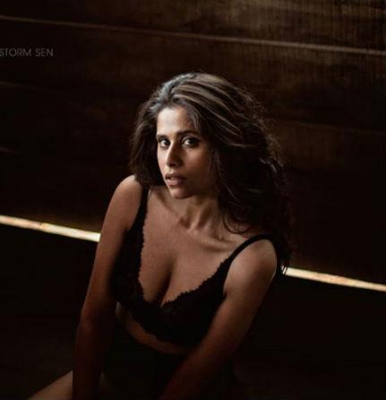 बोल्ड अभिनेत्री ही ओळख मी काही ठरवून मिळवलेली नाही. मला जशा भूमिका मिळाल्या, त्यावरून मी बोल्ड ठरले, असं सई एका वेबसाइटला दिलेल्या मुलाखतीत म्हणाली. (छायाचित्र सौजन्य- इन्स्टाग्राम/Shivaji Storm Sen)