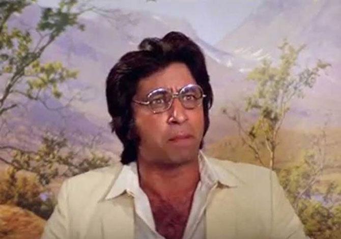 'हिरो' चित्रपटात शक्ती कपूर यांनी साकारलेली खलनायकाची भूमिका हिंदी चित्रपटसृष्टीसाठी मानबिंदू ठरली.
