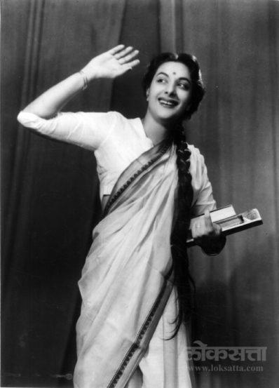 अभिनेत्री नर्गिस यांना भारतीय सिनेसृष्टीतील स्वप्नसुंदरी म्हणून गौरवले जाते. आज आपण त्यांचे काही दूर्मिळ फोटो पाहणार आहोत.