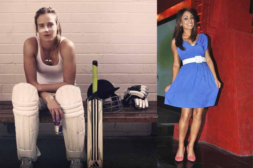 क्रिकेट म्हंटलं की आठवतात ते दिग्ग्ज क्रिकेटपटू. पण त्या आठवलेल्या क्रिकेटपटूंपैकी किती क्रिकेटपटू या महिला असतात? सहसा क्रिकेटचा उल्लेख झाला की महिला क्रिकेटपटू डोळयापूढे येत नाहीत. क्रिकेटसह जगभरातील सर्वच क्षेत्रात महिला पुरुषांच्या बरोबरीने कार्यरत आहेत. क्रिकेटमध्येही महिलांनी आपले अस्तित्व सिद्ध केले आहे. त्यात अनेक महिला क्रिकेटपटूंनी आपल्या कामगिरीच्या जोरावर विविध सन्मान आणि चाहतावर्ग मिळवला आहे. आणि त्यात अनेक महिला क्रिकेटपटू जितक्या कर्तृत्ववान आहेत, तितक्याच देखण्या आणि सुंदर आहेत. तुम्ही क्रिकेटविश्वातील या महिला क्रिकेटपटूंना पाहिलं आहेत का?